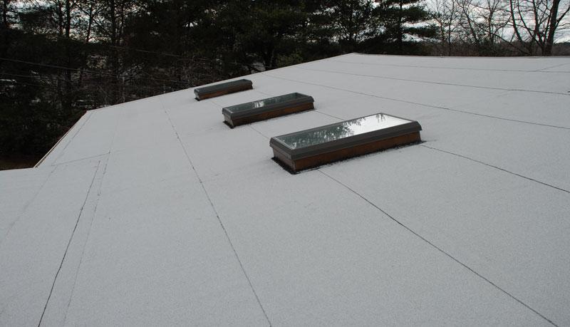 Modified Bitumen Rubber roof membrane Pittsburgh